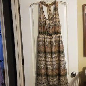 EUC Anthropologie Hi-Low Dress